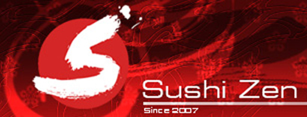 Sushi Zen Banner smaller for mobile